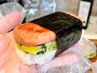 Spam Musubi 菠菜蛋午餐肉飯糰