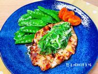 鹽麴蔥油雞胸肉