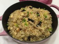 松阪豬竹筍飯(鑄鐵鍋料理)