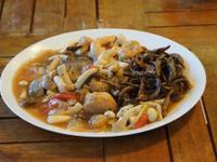 【長豆菇菇燴飯】蔬菜界牛排,小朋友都喜愛