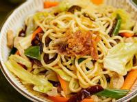 【經典台式炒麵】家常料理簡單又快速