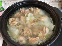 超甜雞腿洋蔥清湯
