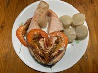 [烤箱版]海鮮盤