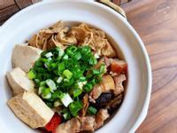 紅燒豆腐煲