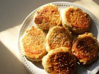 日式蓮藕雞肉餅,昨日的美食|簡單料理