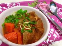 簡易版番茄紅燒牛肉麵🍅