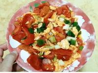 蕃茄炒蛋 家庭料理 簡單料理