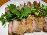 烤鹽麴松板豬