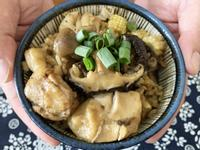 【老菜脯菇菇雞蒸飯】老菜脯香氣噴發