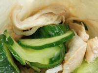 低脂減重高蛋白餐~雞肉小黃卷餅~快又好吃