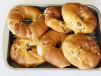 花豆捲麵包