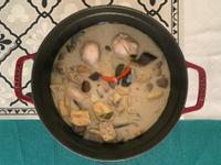 泰式椰汁雞