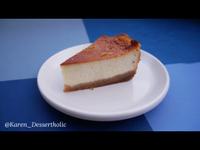 重乳酪蛋糕 | 原味及OREO版