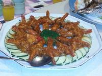 義式香辛茄汁蝦