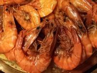 微波爐版蒜蓉胡椒蝦