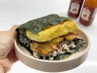 沖繩飯糰-微辣豬肉蛋風味
