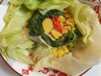 印尼咖哩蒸雞Pepes Ayam