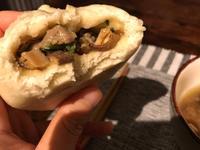 (熊)蔥香菇肉包/18顆- 適孕婦無米酒
