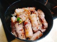 鹽味金針菇青蔥肉卷