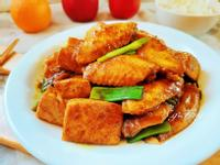 雞翼豆腐咖哩