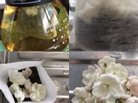 超簡單的有機茉莉花茶
