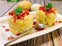 洋芋培根蛋沙拉