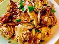 蓮藕燒雞(三牲料理Part 3)