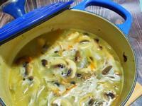 lanni  洋蔥蘑菇奶醬湯