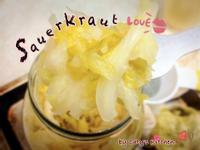 德式酸菜Sauerkraut