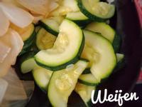 無油低卡煮櫛瓜