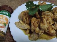 鮮炒咖哩嫰雞