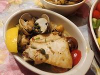 義式小番茄水煮魚