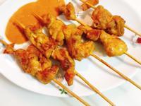 經典泰式雞肉沙嗲
