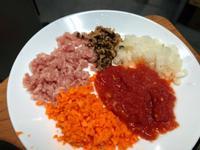 簡單寶寶醬之豬肉蔬菜白醬:燉飯/麵