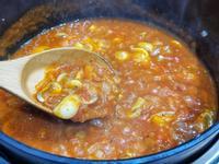 蘑菇蕃茄紅醬