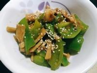 味噌青椒秀珍菇