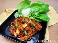 泡菜炒豬肉(包生菜/簡易/快速)