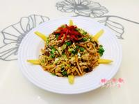 魚香肉絲炒泡麵