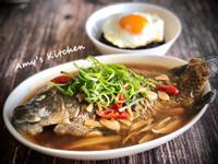 紅燒魚  (海吳郭魚)