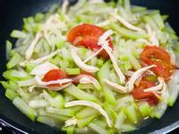 蕃茄雞絲蒲瓜/超嫩雞胸料理法