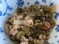 寶寶版四季豆炒絞肉