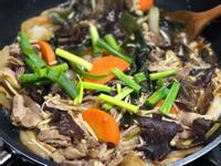 什錦菜燒肉鍋