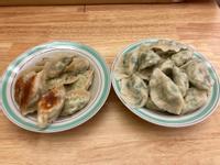 韭菜雞肉水餃