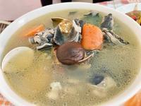 蛤蠣雞湯🐔🥘🥕電鍋
