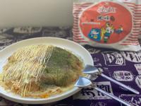 日式廣島燒/統一麵肉燥風味