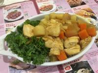 5.雞肉咖哩飯