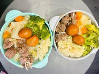 寶寶蔬菜牛肉麵