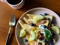 水果優格法式吐司