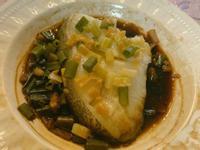 電鍋料理0失敗好上手-清蒸鱈魚