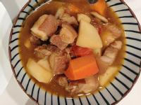 番茄馬鈴薯燉肉(鑄鐵鍋)
